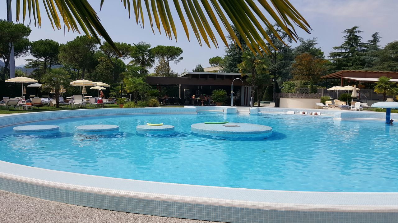 Montegrotto Terme Italy Summer Summertime Summer2015 Thermal Thermalwaters Thermal Pool