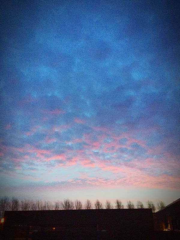 Sky Sunset Dramatic Sky Beauty In Nature Outdoors No People Cloud - Sky Astronomy