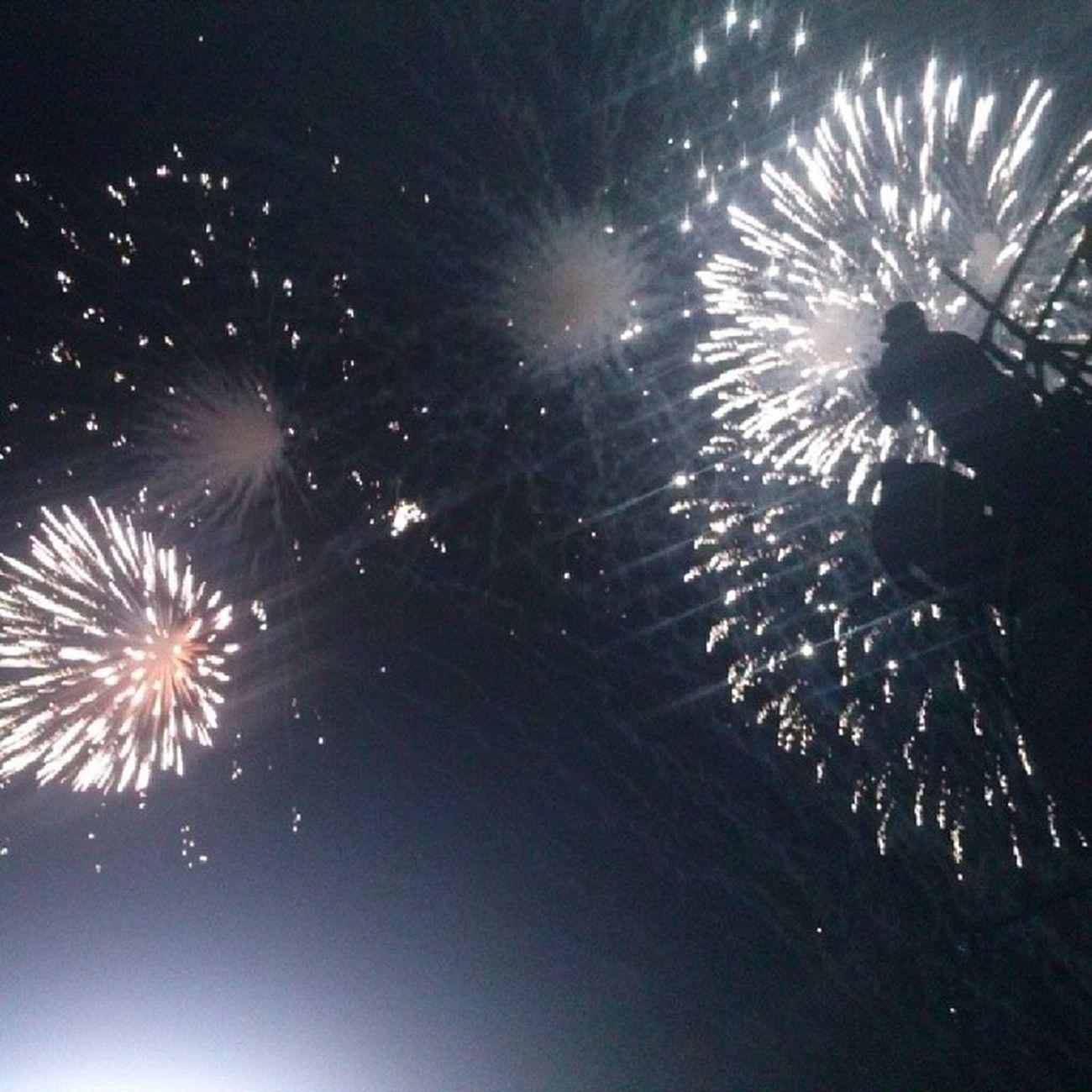 Fireworks . Carnival Fotospasadas