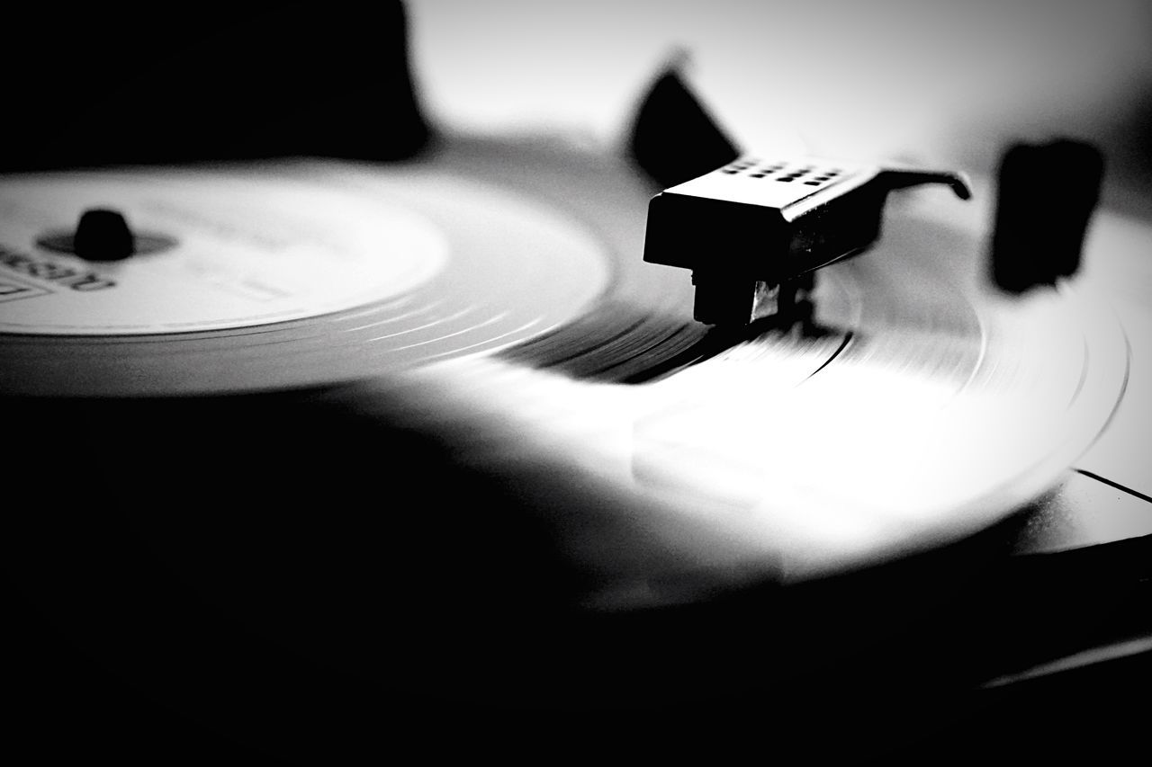 Open Edit Listening To Music Music Blackandwhite Blackandwhite Photography Record Player Phonograph Records Enjoying Life Minimalism Spirituality Classic From My Point Of View We Are Photography, We Are EyeEm Arts Culture And Entertainment Enjoy Monochrome Lifestyles 35 Mm Sony A6000