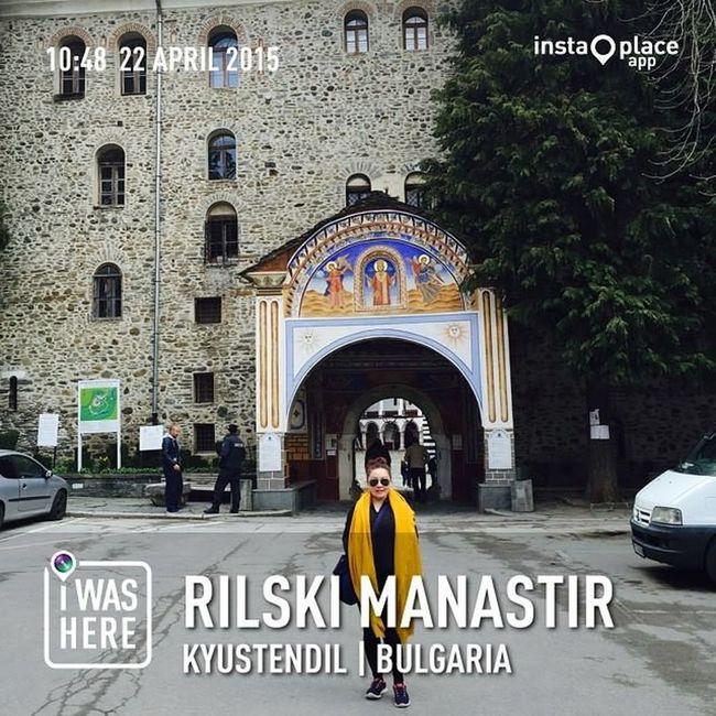My Bulgaria Travel Series : Rila Monastery Holy Place Eye Em Around The World Landscape Adventure Solotraveler Travel Photography UNESCO World Heritage Site By Myself Lizara ❤️ ✨💋✨❤️✨