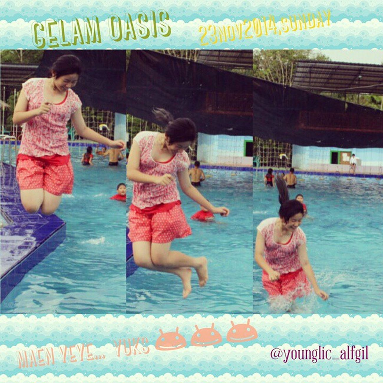 Latepost Younglic_alfgil Sundaylol Weekend weekendday photography Photo editing edit2 byme picnic gelamoasis moment Made with @nocrop_rc rcnocrop