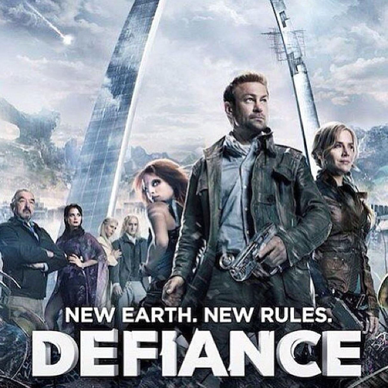 Defiance déjà Fan !