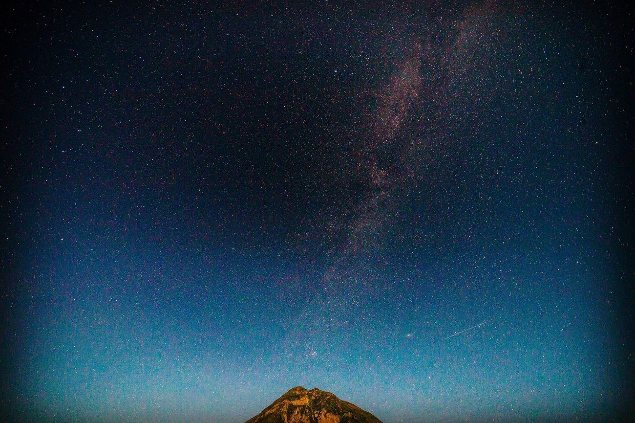 北海道 知床 知床峠 天の川 流れ星 ペルセウス座流星群 夜空 Hokkaido Shiretoko Milkyway Stardust Shootingstar Nightview Nightsky