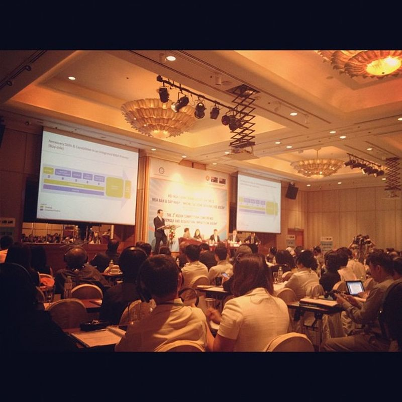 The 2nd Asian Competition Conference - Merger @ Acquisition: Impacts on Asian