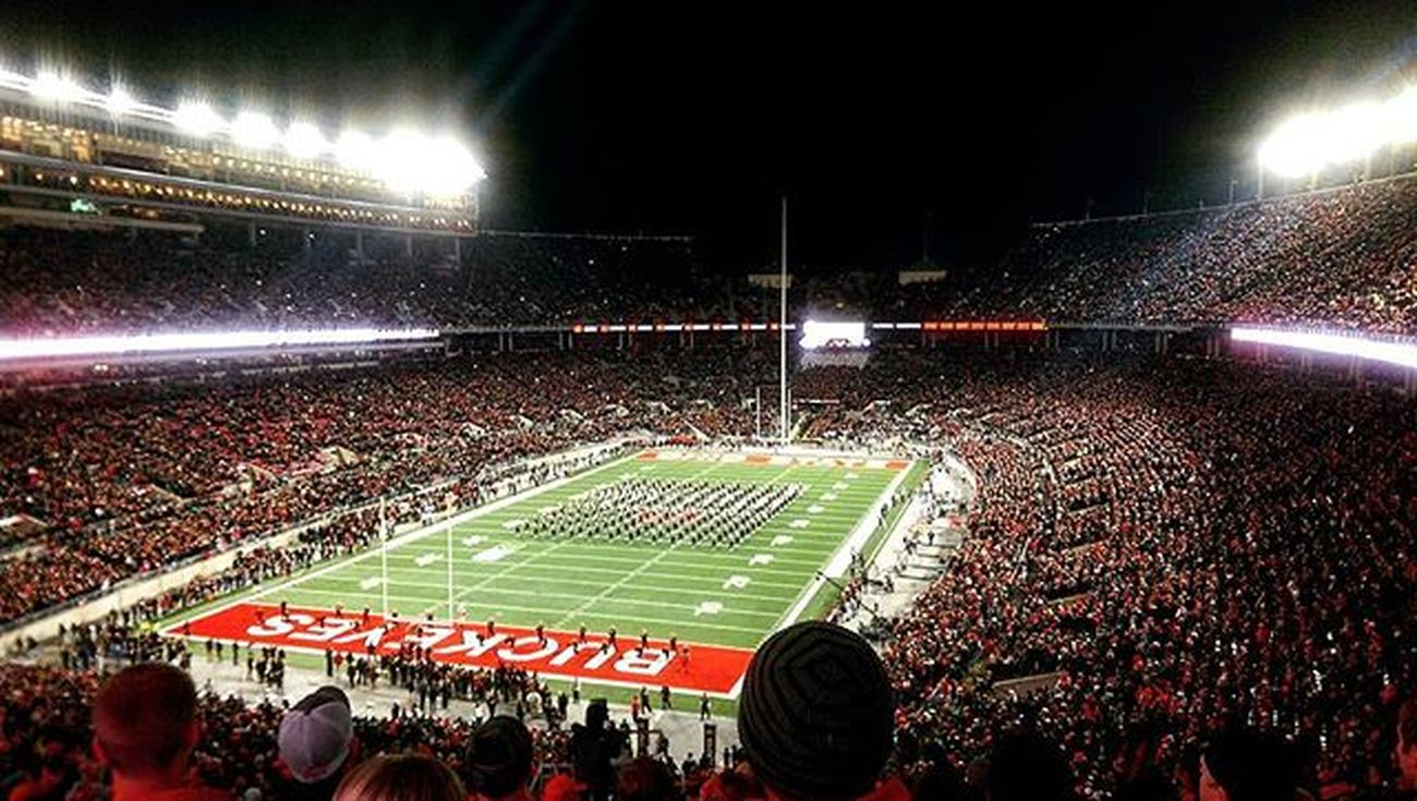 How firm thy friendship...OHIO! Darknightintheshoe OSU Buckeyes Tbdbitl Backtoback