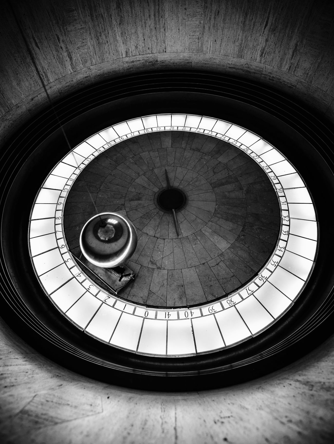 BYOPaper! The Architect - 2017 EyeEm Awards Architecture No People Built Structure Indoors  Streetphotographer Urban Exploration Urban Photography Street Photography Urban Perspectives LosAngelesCity WeekOnEyeEm EyeEm Best Shots EyeEmBestPics StillLife Streetphotography The Street Photographer - 2017 EyeEm Awards City Monochrome _ Collection MonochromePhotography Blackandwhite Griffith Observatory Museum Architecturephotography