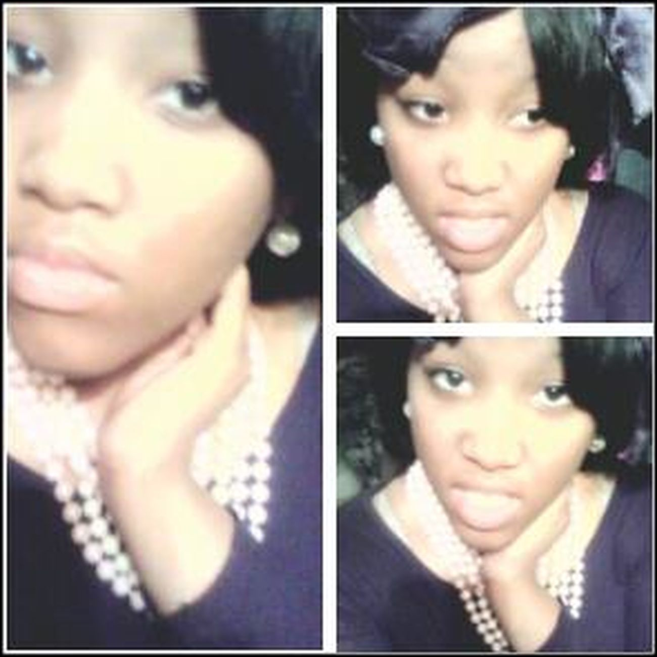 my lu meann self .