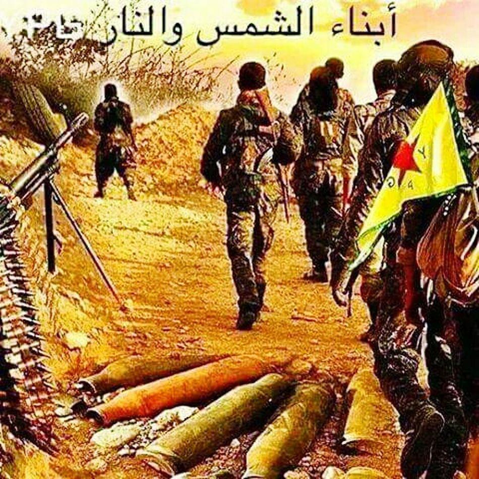 YPG أبناء الشمس والنار