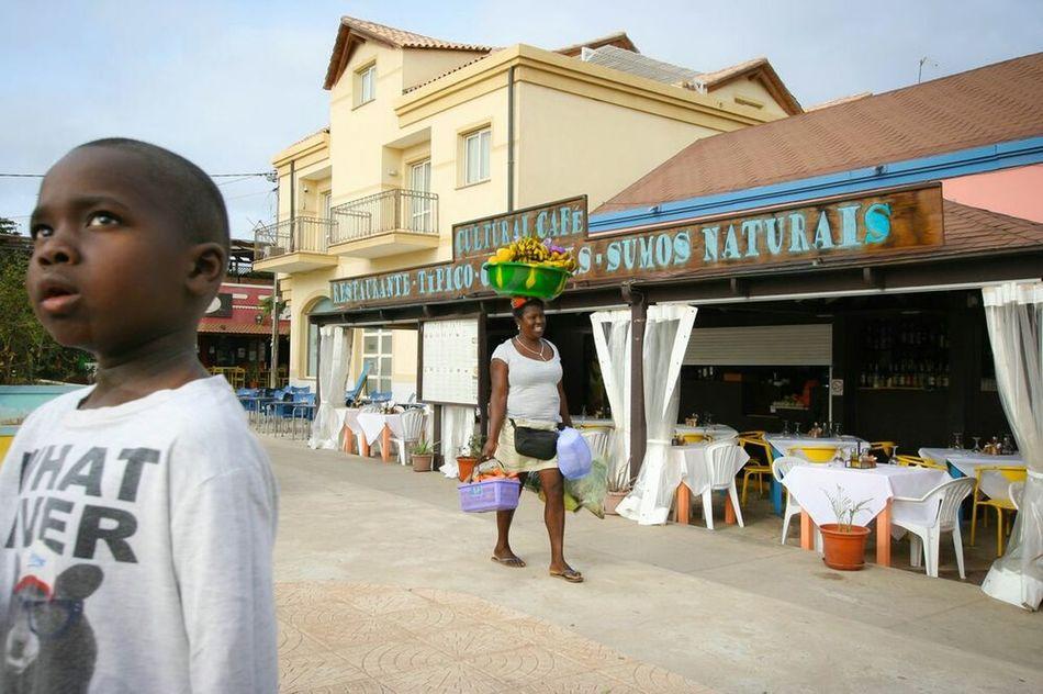 From Santa Maria, Cape Verde. Shot in the street. Nobody I knowThe Street Photographer - 2015 EyeEm AwardsWoman Eye4photography  African Beauty Hello World Streetphotography PeopleStreetphoto_color Streetview Snapshots Of Life