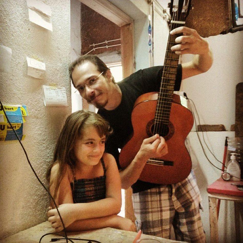 My lady D'arbanville. Phokaia Foca Eskifoca People Peoplephotography Girl Guitar Guitarist Memyself&ı CatStevens