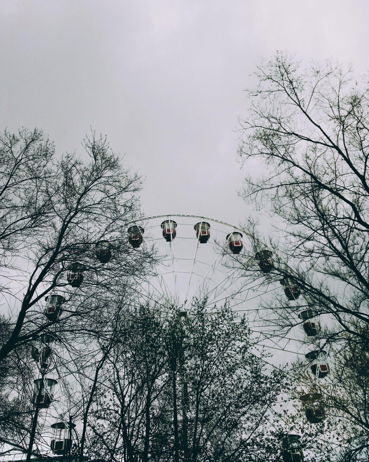 колесо_обозрения колесообозрения Хабаровск динамо парк_динамо