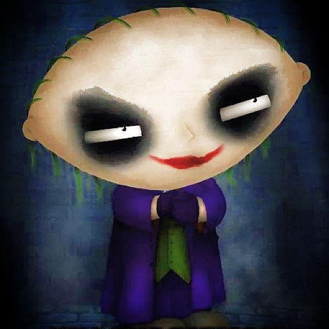 Joker Stewie