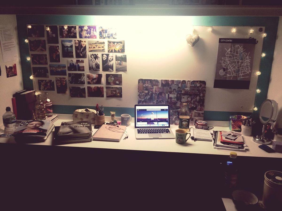 desking📎 Art Student Life