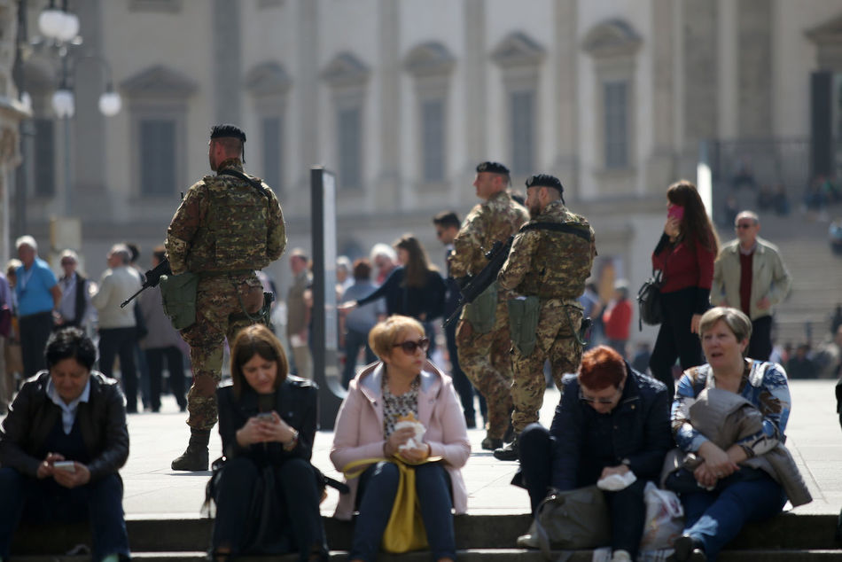 Army Army Life Army Soldier Day Forces Italia Italy Milan Milan,Italy Milano Milano Italy Outdoor Outdoor Photography People Safety Security