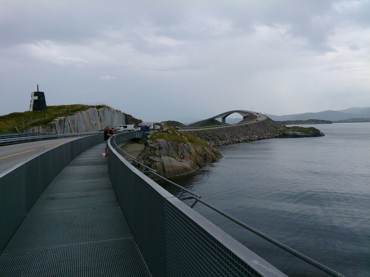 Atlanterhavsveien Eide På Nordmøre Norway