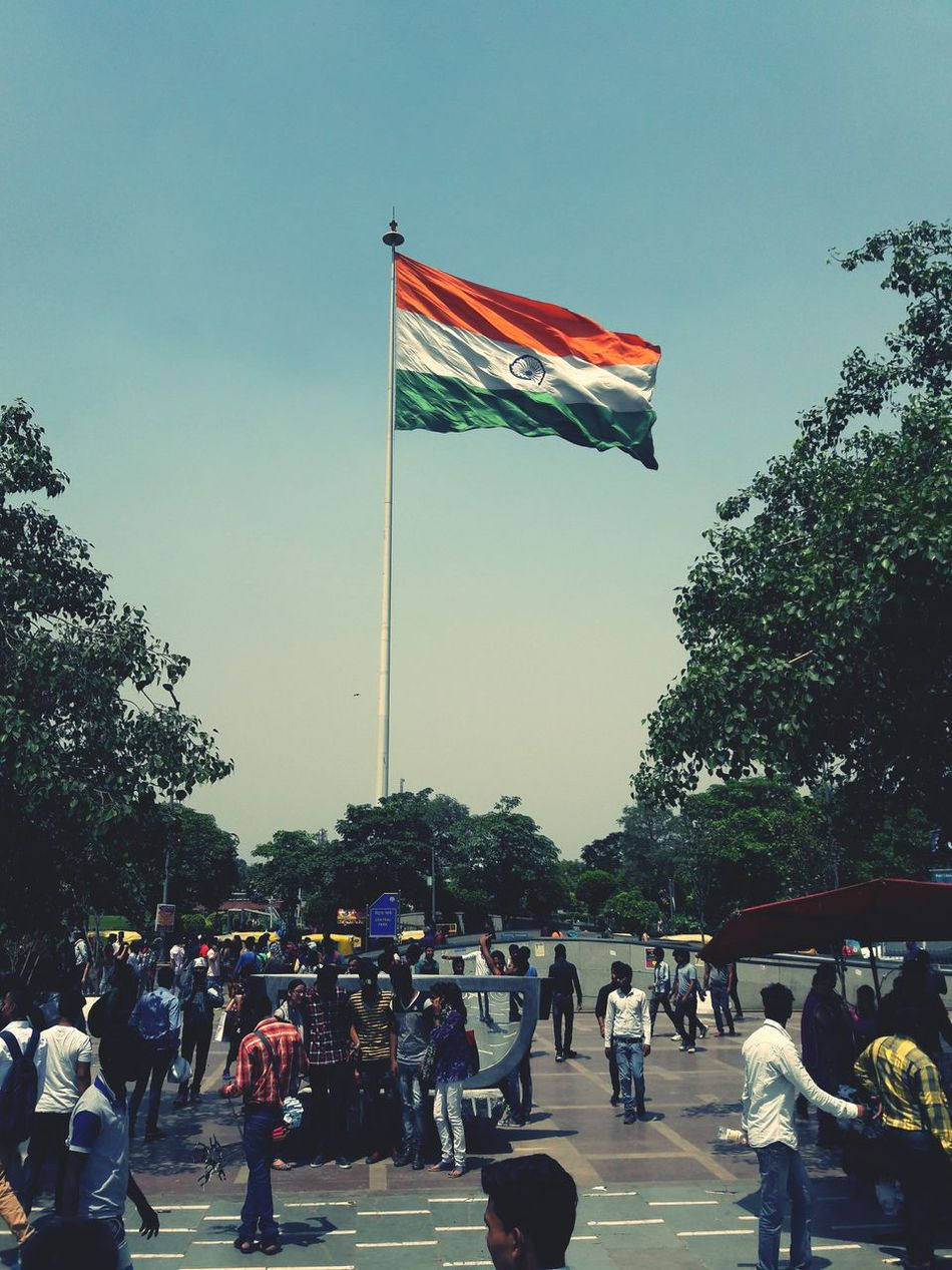 Proud To Be An Indian Say Colour Say Clicks People Are People Cinematic Everything Is Present In The Story Atmospheric Mood Audience Point Of View Centre Frame Colourful Offset Image