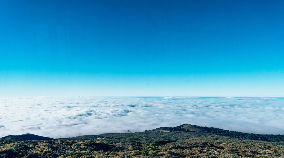 Blue Sky Clear Sky Landscape Scenics Aerial View Outdoors Beauty In Nature Nature No People Day Cloud