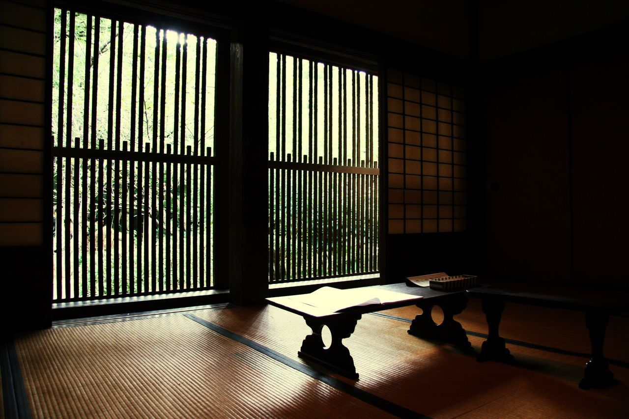Japan Tatami Japanese Room Study Absence Table Textbook Hardwood Relaxation Home Architecture Sankeien Light And Shadow Window Sliding Door Ultimate Japan