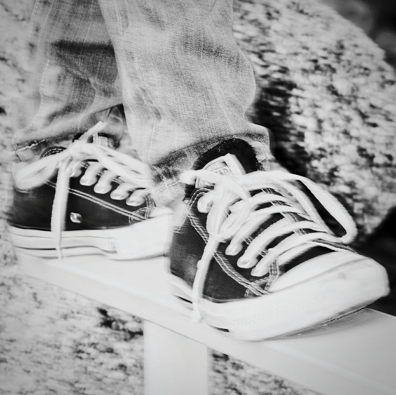 One False Step Blur Blurred Motion Blurred Outdoors Close-up People Photography Blackandwhite Black And White Photography Abstract Photography Fine Art My Perspective Outdoor Photography Close Up Photography ForTheLoveOfPhotography IShootFromMyWheelchair Eye4photography  Fresh On Eyeem  Eyeem Market Eyeemphotography EyeEm Perspective Fashion Photography Lifestyles Abstract
