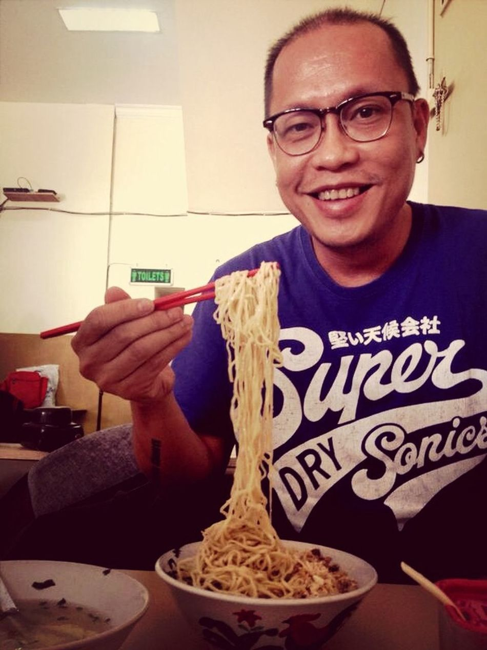 Bakmi Noodles bandung