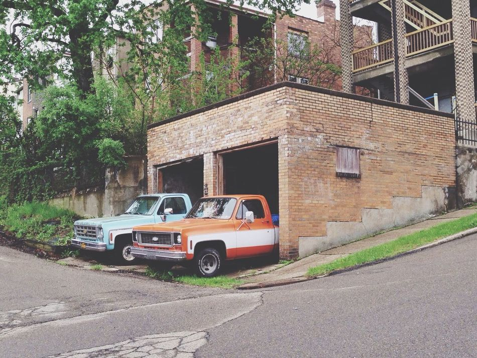 Beautiful stock photos of truck, Architecture, Brick Wall, Built Structure, Day