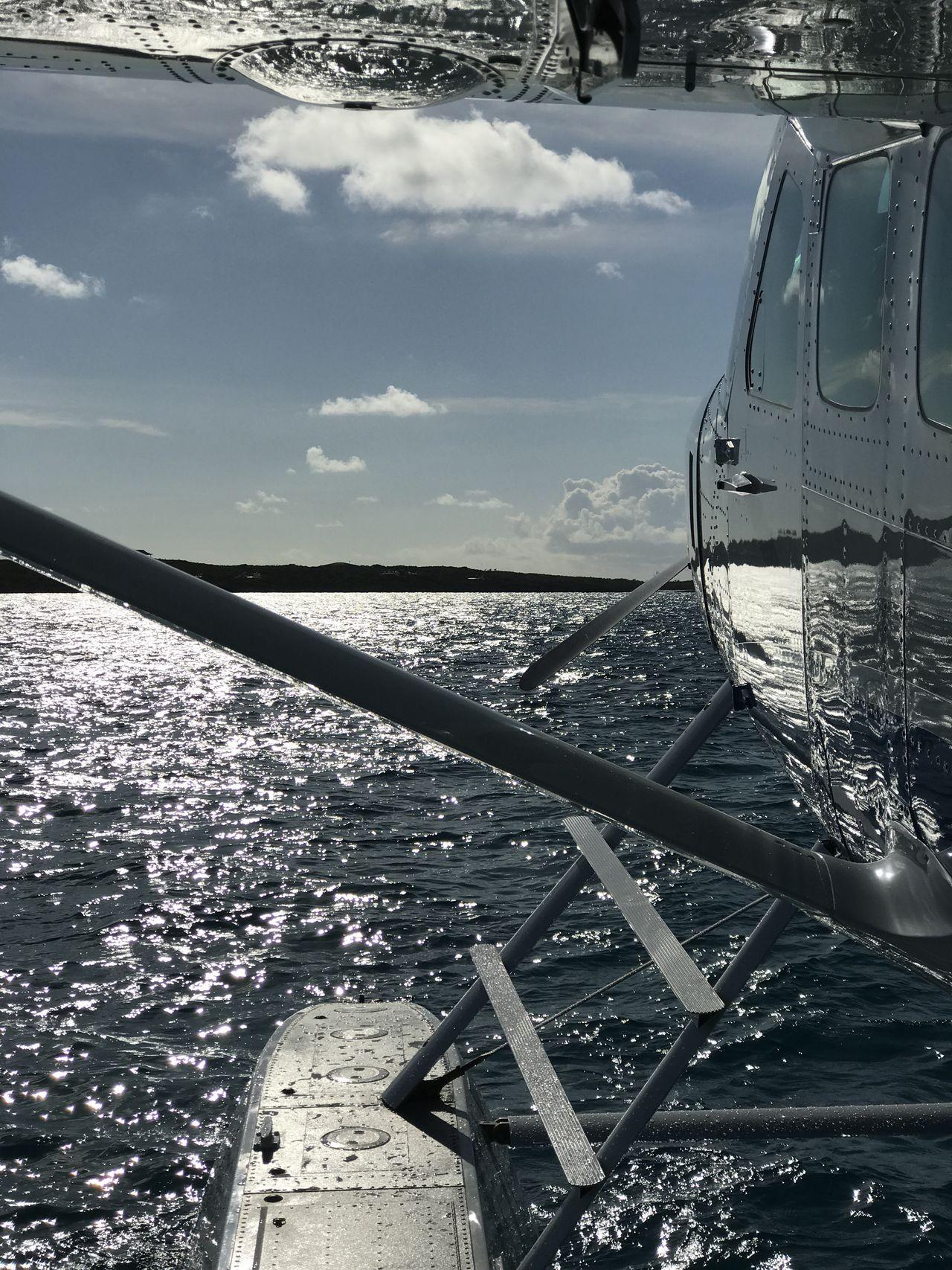 Seaplane reflections 45201 Bahamas Reflection Seaplane Airplane Aircraft Cessna Caravan Cessna Aviation Ocean Exuma Cays Exuma Outdoors Water Travel Maritime
