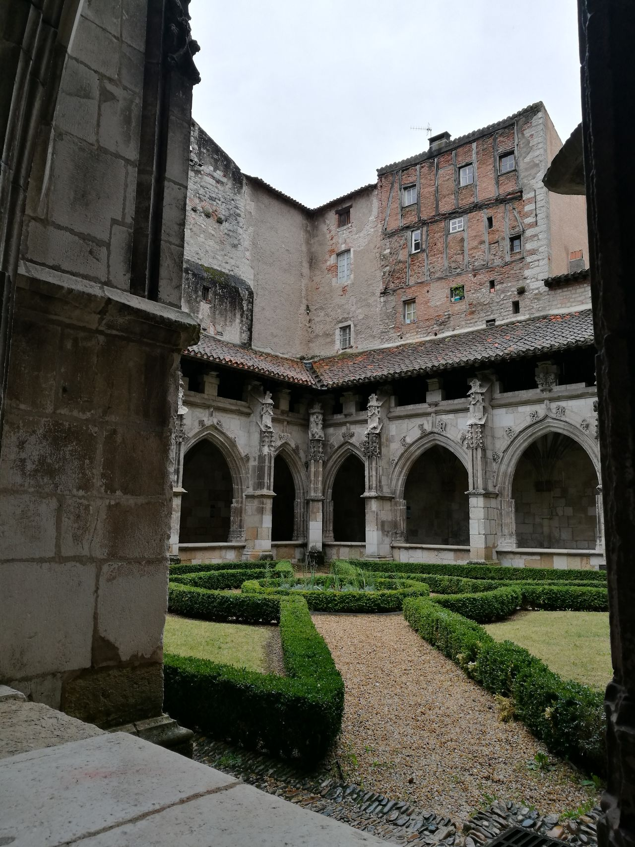 Architecture Outdoors Eglise Church Cloitre Cloister