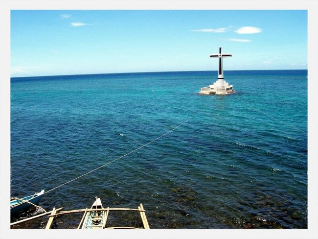 Enjoying The View Good Friday Water_collection Eyeem Philippines Sunken Cemetery, Camiguin Island