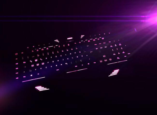 My new Gaming Keyboard