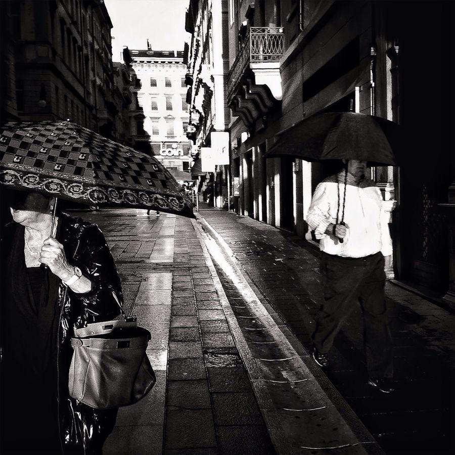 Streetphotography Rainy Day