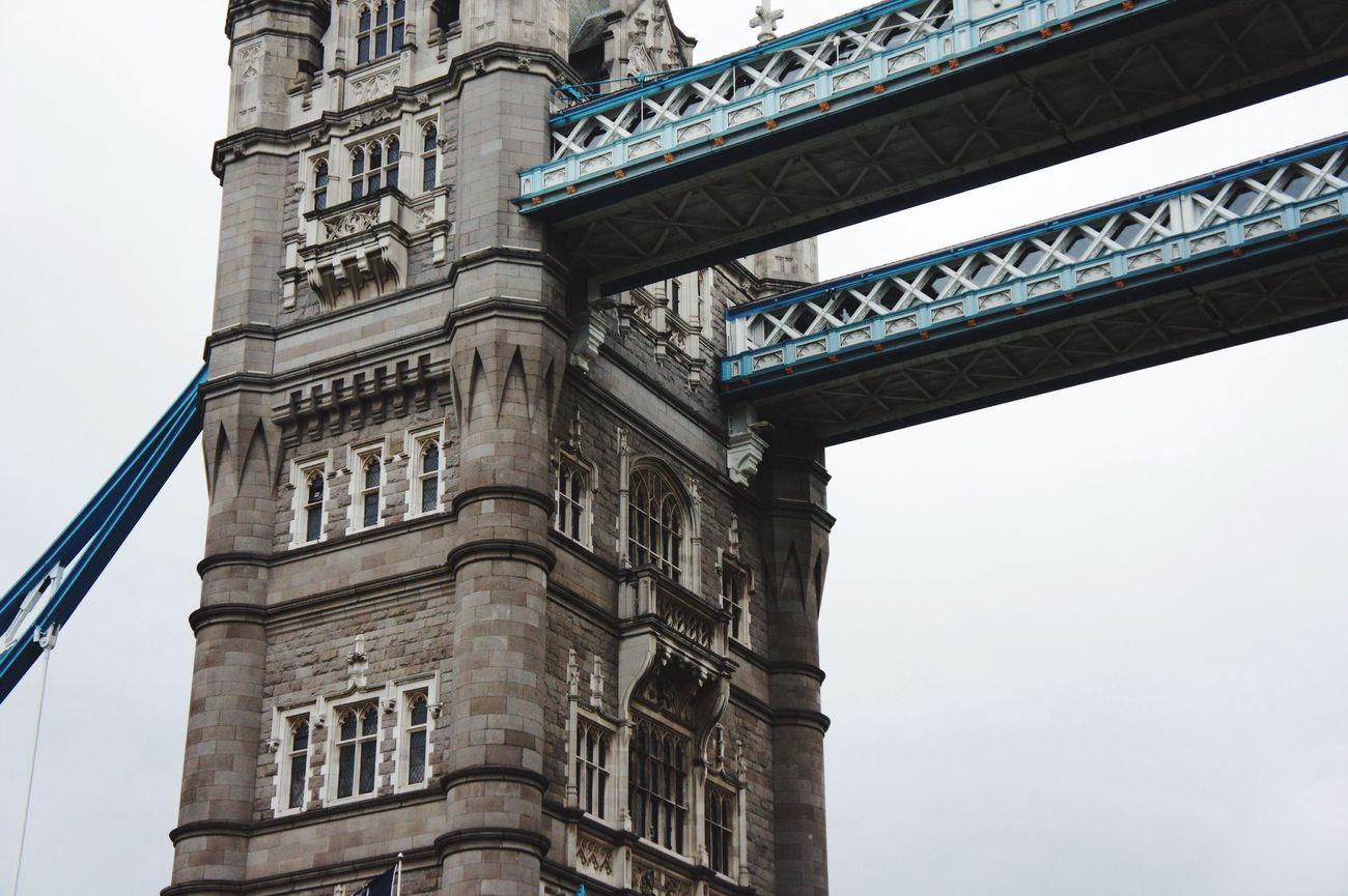 London London Bridge Architecture Upclose  ByHL