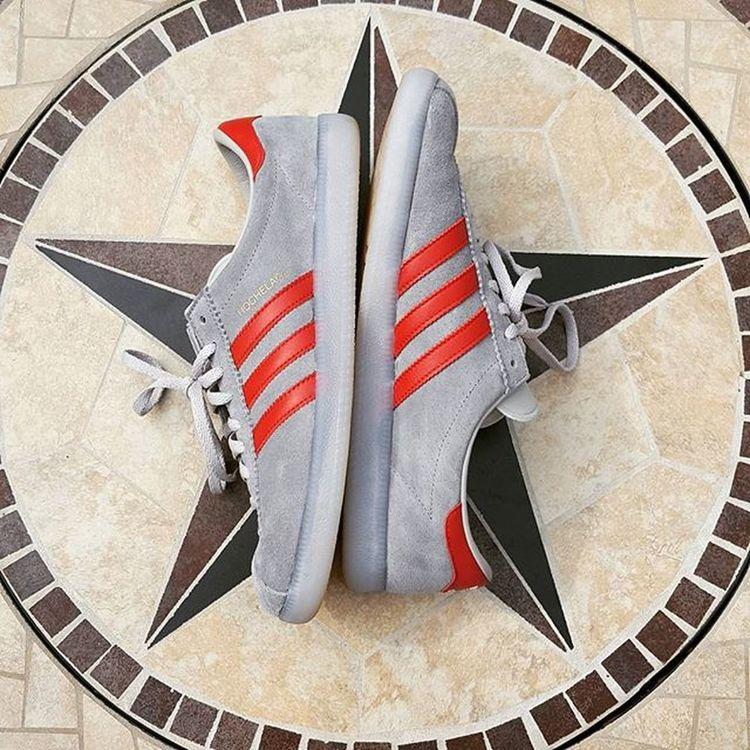 Love these... Adidas Hochelaga 👟👍 Adidas Adidasoriginals Adiporn Threestripes Adigallery Thebrandwiththethreestripes Adifans 80scasuals Adidashochelaga Adidasspezial Spzl Casual Clobber