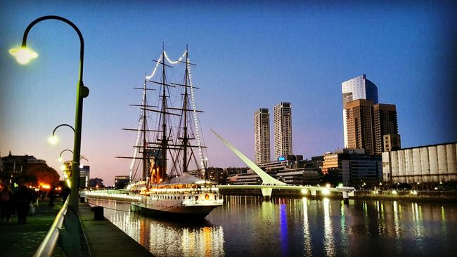 Battle Of The Cities City Nightphotography Puertomadero Buenos Aires Street Light Safuca Photography