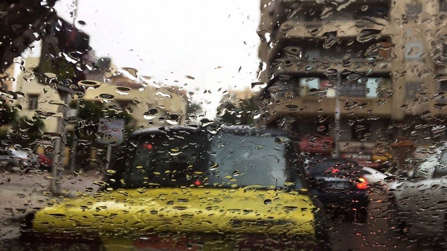 Winter in Alexandria Architecture Backgrounds Car Car Interior Close-up Day Drop Glass - Material Indoors  Land Vehicle Mode Of Transport Nature No People Rain RainDrop Rainy Season Sky Transparent Transportation Tree Vehicle Interior Weather Wet Window Winter