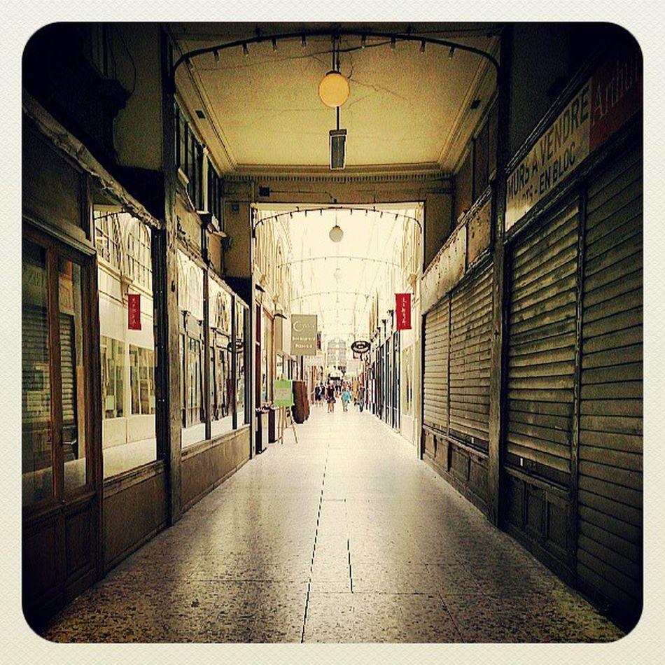 Paris Instaparis Igersparis Instaview street galerie passage Parisien