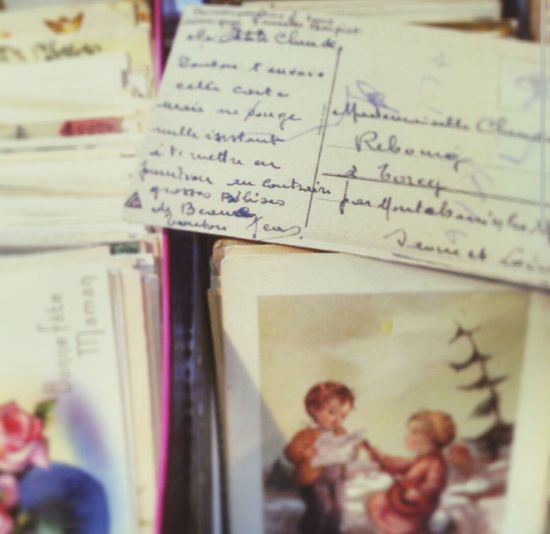 Onpaper Love Letters Remembers Old Time