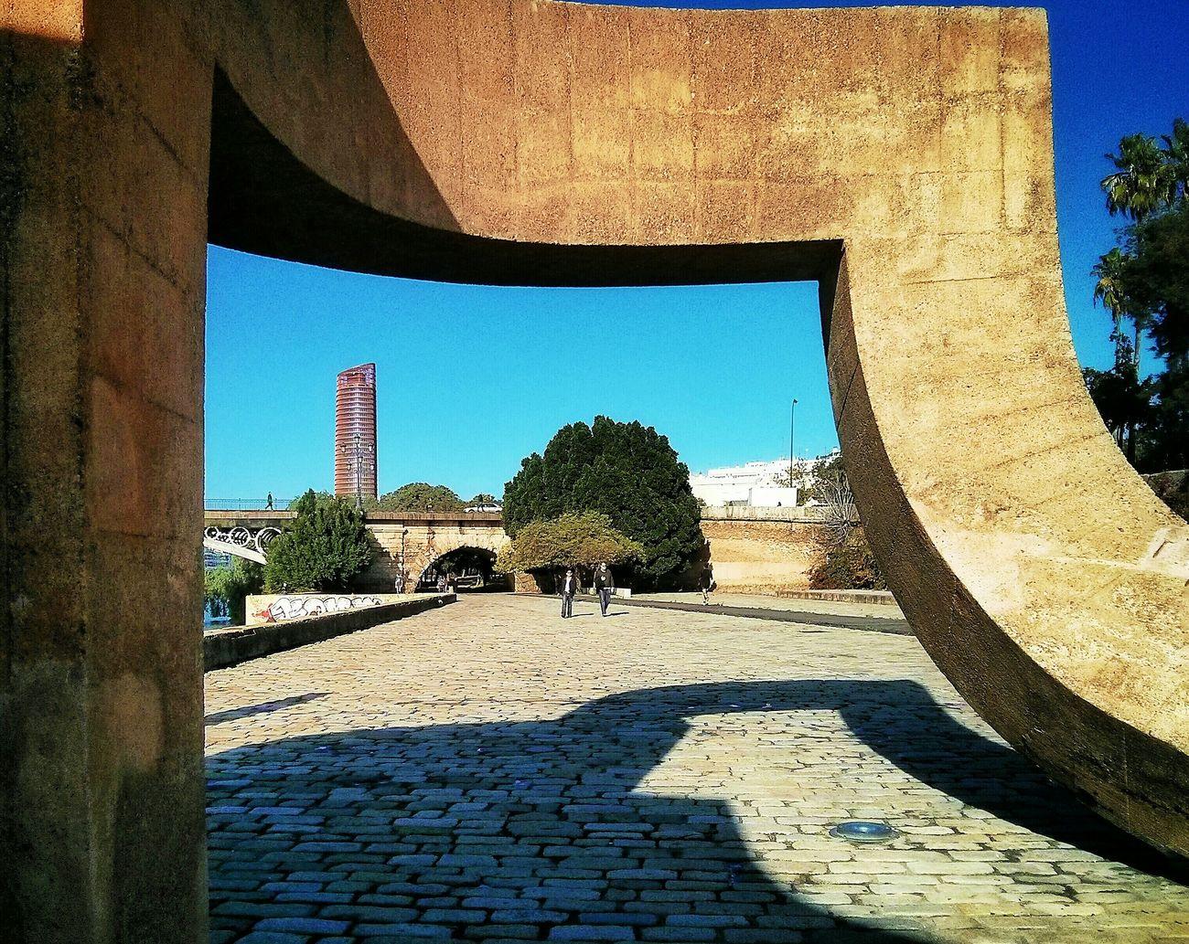 Muelle de la sal Sevilla SPAIN Urban Landscape Streetphotography
