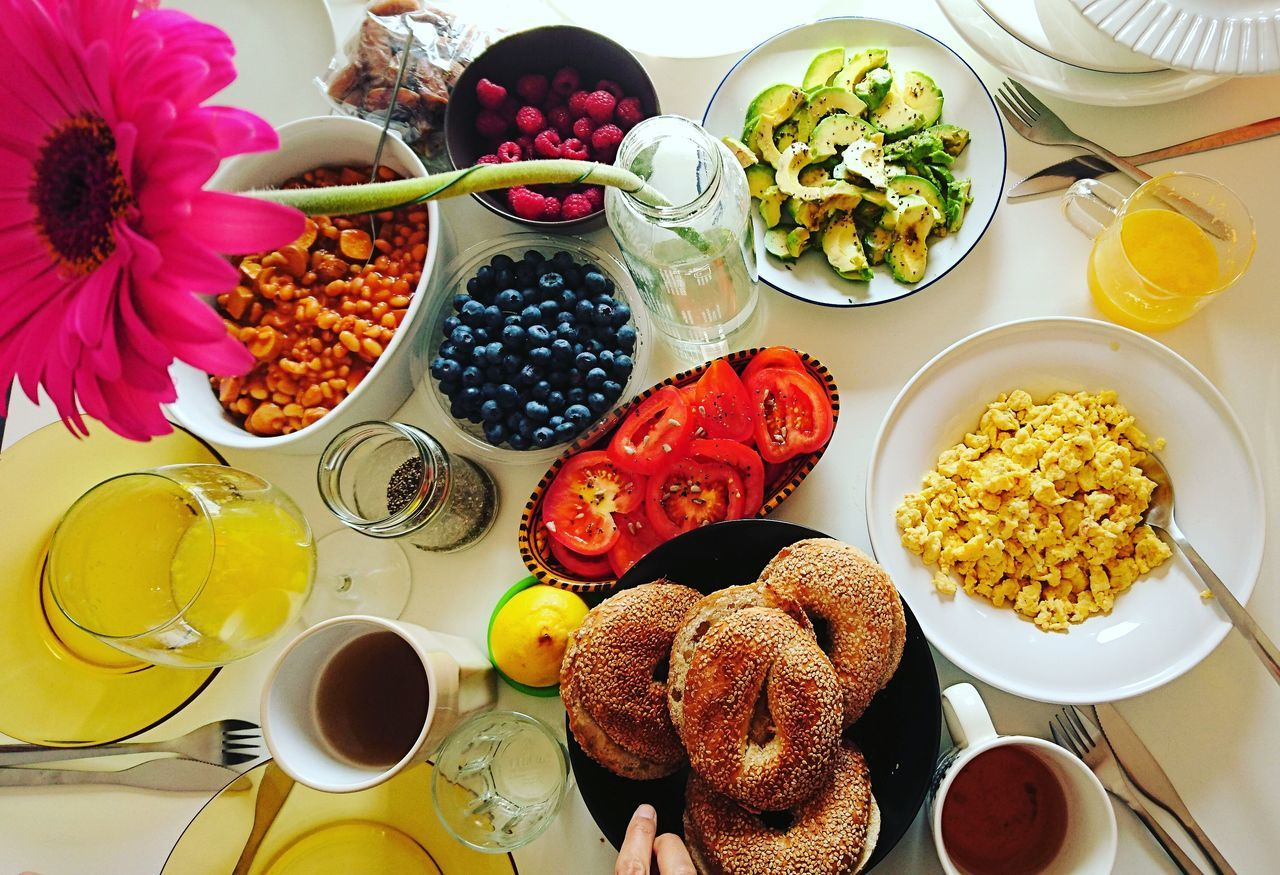 Fruit Food Healthy Eating Freshness Table Brunch Breakfast Time Sunday Morning Brunching Brunch Around The World SundayFunday From Above  Foodies Brunch Of The Day