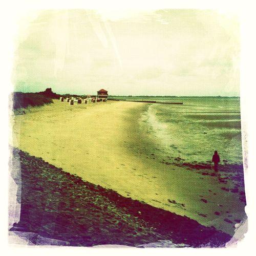 On The Beach St. Peter-Ording Hipstamatic Bildwerk9 - Fotostudio