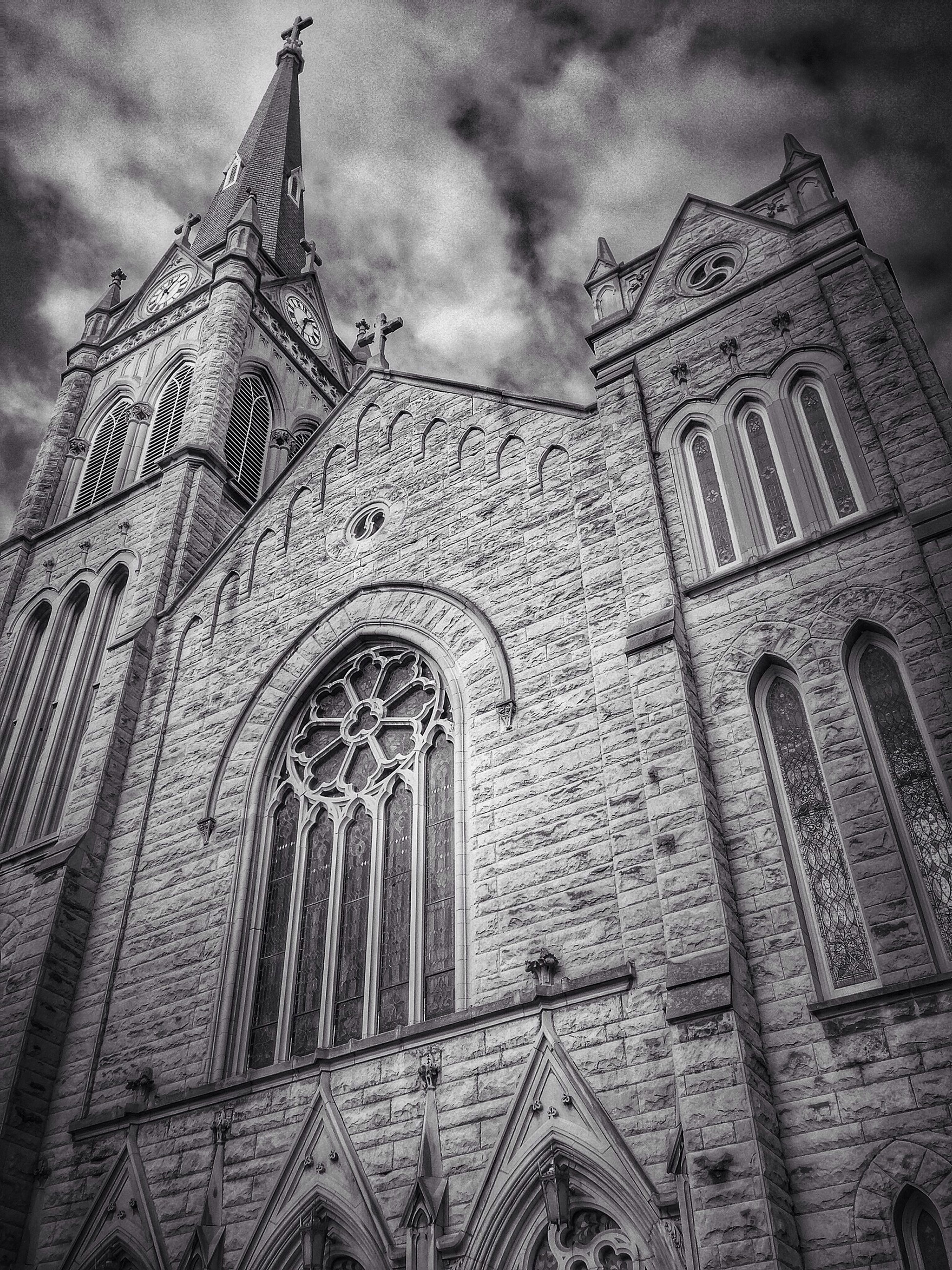 Hdr_Collection Architecture Bw_collection Church