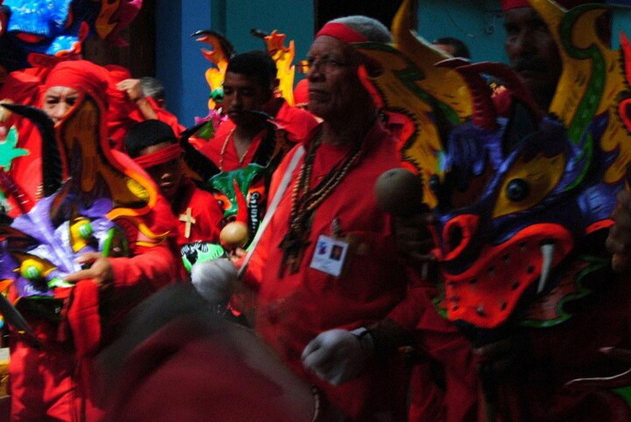 Yare. Venezuela DiablosDansantesDelYare Venezuelantradition Unesco