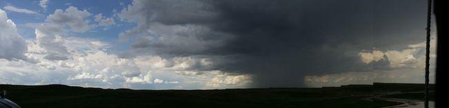 Clouds And Sky Nebraska Nebraska Panoramic