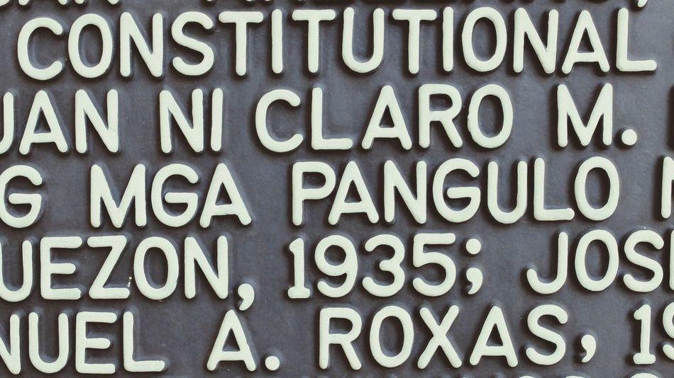 Typography Congress Philippines