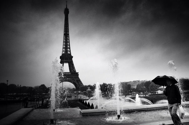 blackandwhite at Paris by RPTW