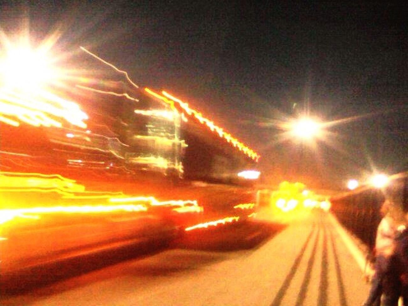 Kansas speedway, Big Truck Nightphotography Night Photography Trucks Truck Blurred Motion