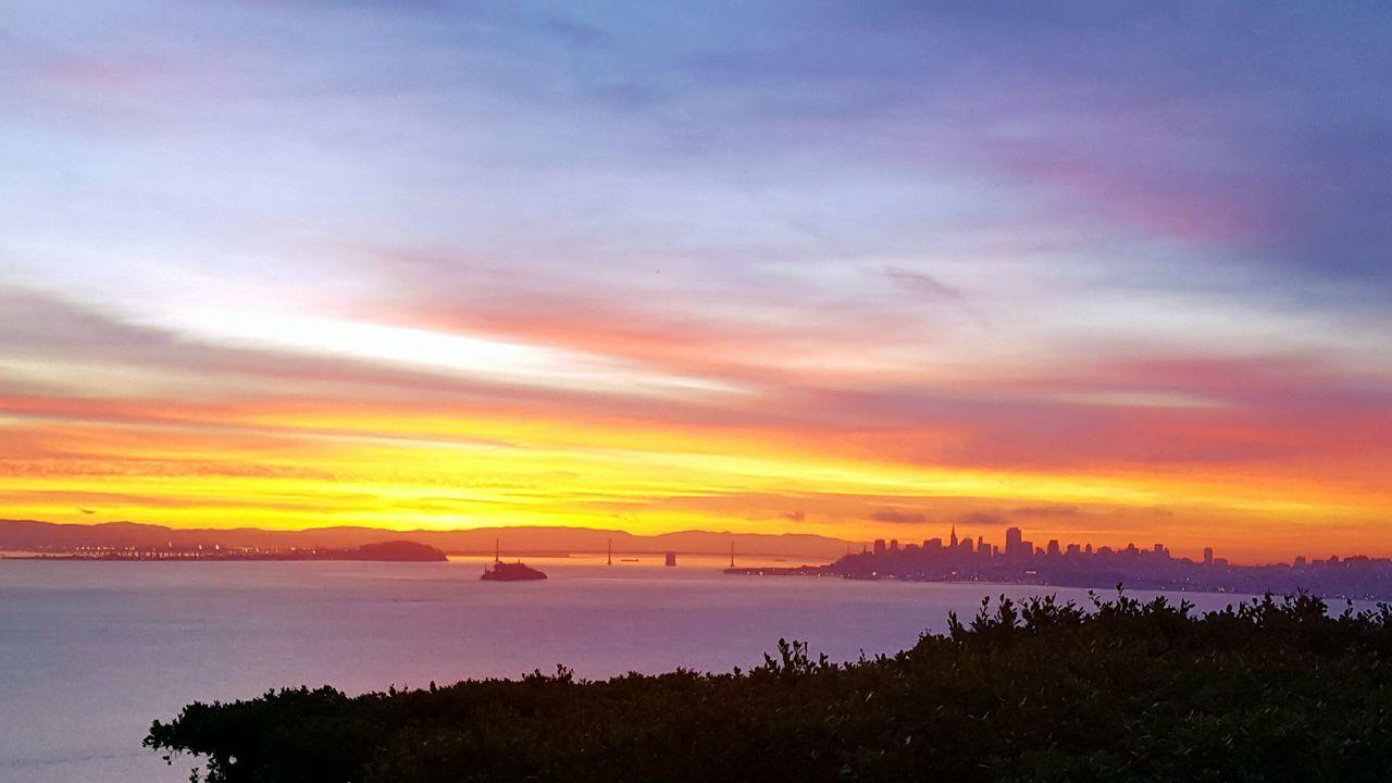 Sunrise Nature Photography Sausalito Myperspective Livelaughlove♡
