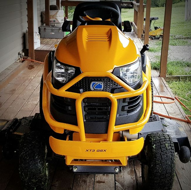Mower Mine ❤ Yard Work Power House Yellow Color Countrylife Country Girl New Toys Todays Hot Look Adult Toys