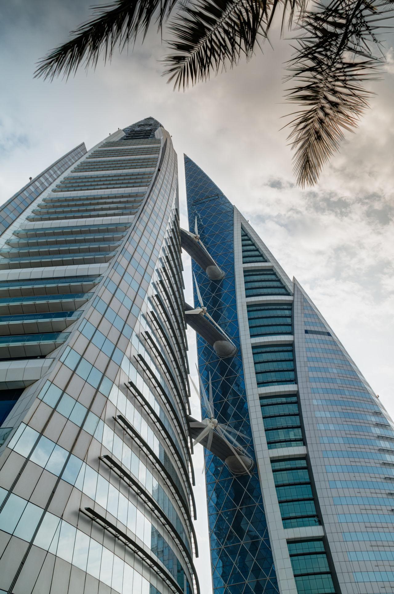 Architechture Kingdom Of Bahrain Relegion Skycrapers Travel Traveling