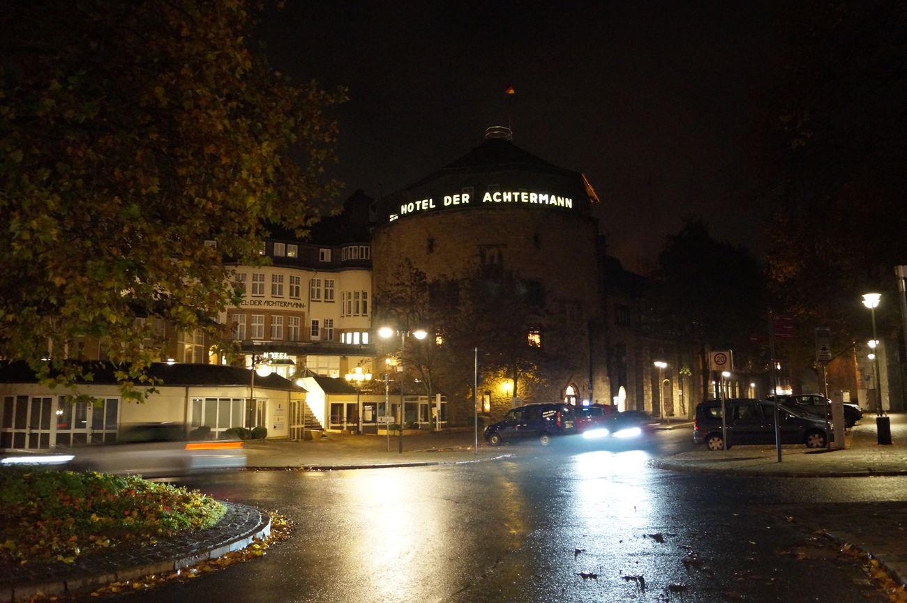 City Goslar Langzeitbelichtung Nachtaufnahme Nachtfotografie Night Goslar